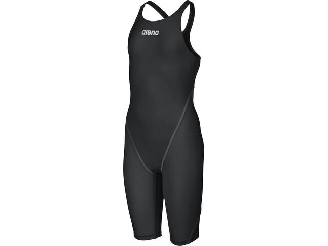 arena Powerskin St 2.0 Short Leg Open Full Body Suit Junior black ...